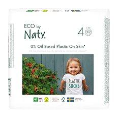 NATY Maxi vel. 4 (26 ks) - Eko pleny