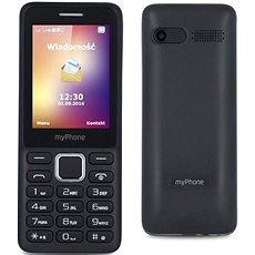 myPhone 6310 černý - Mobilní telefon