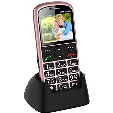 CPA Halo 11 růžová s nabíjecím stojánkem - Mobilní telefon