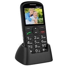CPA Halo 11 černý s nabíjecím stojánkem - Mobilní telefon