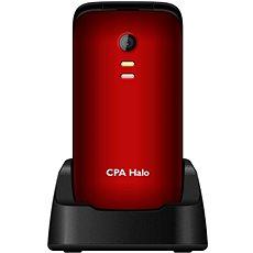 CPA Halo 13 červený s nabíjecím stojánkem - Mobilní telefon