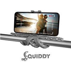 """CELLY Squiddy pro telefony do 6.2"""" šedý - Držák na mobilní telefon"""