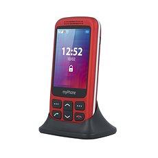 myPhone Halo S červený - Mobilní telefon