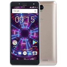 myPhone Fun 18x9 zlatá - Mobilní telefon