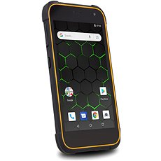 myPhone Hammer Active 2 oranžová - Mobilní telefon