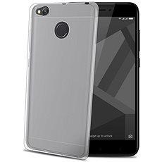 CELLY Gelskin pro Xiaomi Redmi 4X bezbarvý - Kryt na mobil