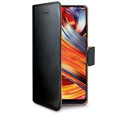 CELLY Wally pro Xiaomi Mi Mix 2 / Mix Evo černé - Pouzdro na mobilní telefon