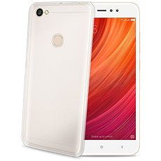 CELLY Gelskin pro Xiaomi Redmi Note 5A / 5A Prime / 5A Lite bezbarvý - Kryt na mobil