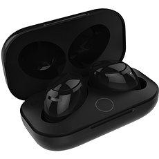 CELLY Twins Air černá - Bezdrátová sluchátka