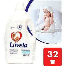 LOVELA Bílá 3 l (32 praní) - Tekutý prací prostředek