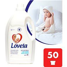 LOVELA Bílá 4,7 l (50 praní) - Tekutý prací prostředek
