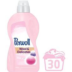 PERWOLL Wool & Delicates 1,8 l (30 praní) - Tekutý prací prostředek