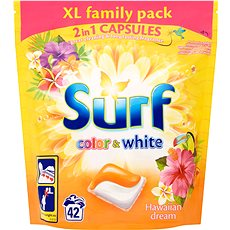 SURF Hawaiian Dream duo-kapsle 42 ks - Kapsle na praní