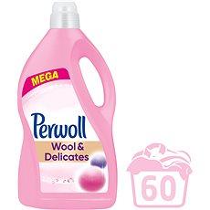 PERWOLL Wool Delicates 3,6 l (60 praní) - Prací gel