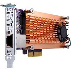 QNAP QM2-2P10G1T - Rozšiřující karta