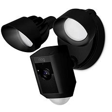 Ring Floodlight Cam Black - IP kamera