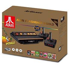 Retro konzole HD Atari Flashback 8 gold 2017 - Herní konzole