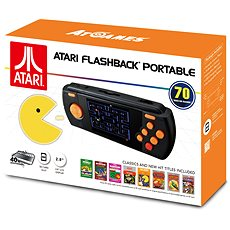 Retro konzole portable Atari Flashback 2017 - Herní konzole