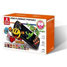 Retro konzole Atari Flashback Portable - 80 GAMES - 2018 - Herní konzole