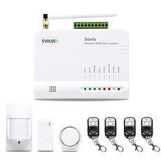 EVOLVEO Sonix - Bezdrátové zabezpečení majetku - Domovní alarm