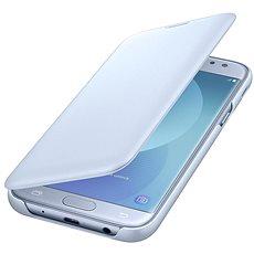 Samsung Wallet Cover Galaxy J5 (2017) EF-WJ530C modré - Pouzdro na mobilní telefon