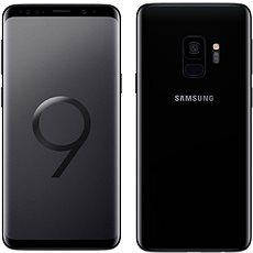 Samsung Galaxy S9 Duos 256GB černý - Mobilní telefon