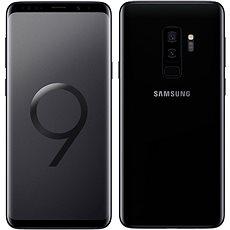 Samsung Galaxy S9+ Duos 256GB černý - Mobilní telefon