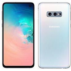 Samsung Galaxy S10e Dual SIM bílá - Mobilní telefon
