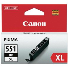 Canon CLI-551BK XL černá - Cartridge