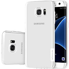Nillkin Nature pro Samsung Galaxy S7 edge G935 transparentní - Kryt na mobil