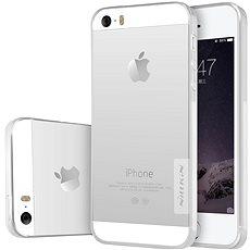 Nillkin Nature Transparent pro iPhone 5/5S/SE - Kryt na mobil