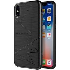 Nillkin Magic Case QI Black pro iPhone X a XS - Kryt na mobil