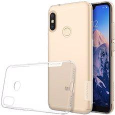 Nillkin Nature TPU pro Xiaomi Mi A2 Lite Transparent - Kryt na mobil