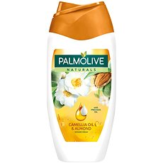 PALMOLIVE Naturals Camellia&Almond Oil 250 ml - Sprchový gel
