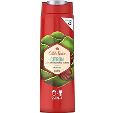 OLD SPICE Citron With Sandalwood 400 ml      - Pánský sprchový gel