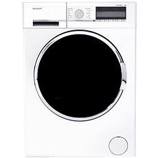 SHARP ES GFC9124W3 - Pračka s předním plněním