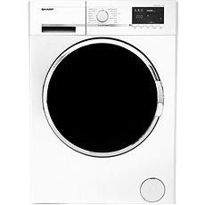 SHARP ES GFB6127W3 - Pračka s předním plněním