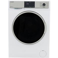 SHARP ES HDB8147W0 - Pračka se sušičkou