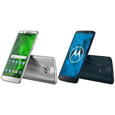 Motorola Moto G6 Single SIM modrá - Mobilní telefon