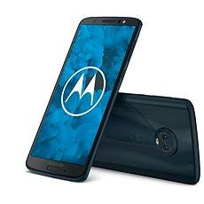 Motorola Moto G6 Modrá - Mobilní telefon