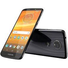 Motorola Moto E5 Plus Šedý - Mobilní telefon