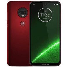 Motorola Moto G7 Plus červená - Mobilní telefon