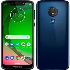 Motorola Moto G7 Play modrá - Mobilní telefon