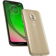 Motorola Moto G7 Play zlatá - Mobilní telefon