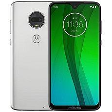 Motorola Moto G7 bílá - Mobilní telefon