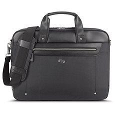 "Solo Irving Briefcase Black 15.6"" - Brašna na notebook"