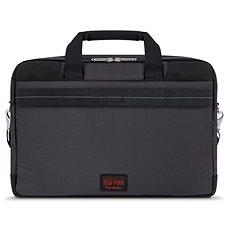 "Solo Mission Briefcase Black/Red 15.6"" - Brašna na notebook"
