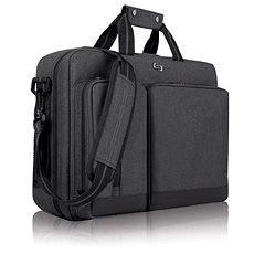 """Solo Duane Hybrid Briefcase Gray 15.6"""" - Brašna na notebook"""