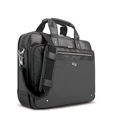 "Solo Park Briefcase Gray 15.6"" - Brašna na notebook"