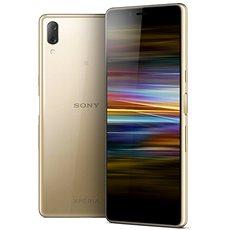 Sony Xperia L3 zlatá - Mobilní telefon